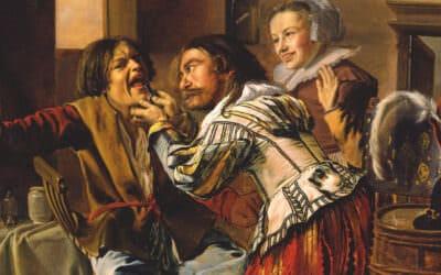 Az első budapesti fogorvos