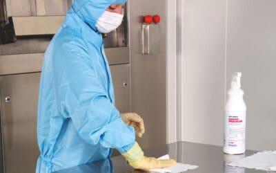 Mit mivel fertőtlenítsek a járvány idején?
