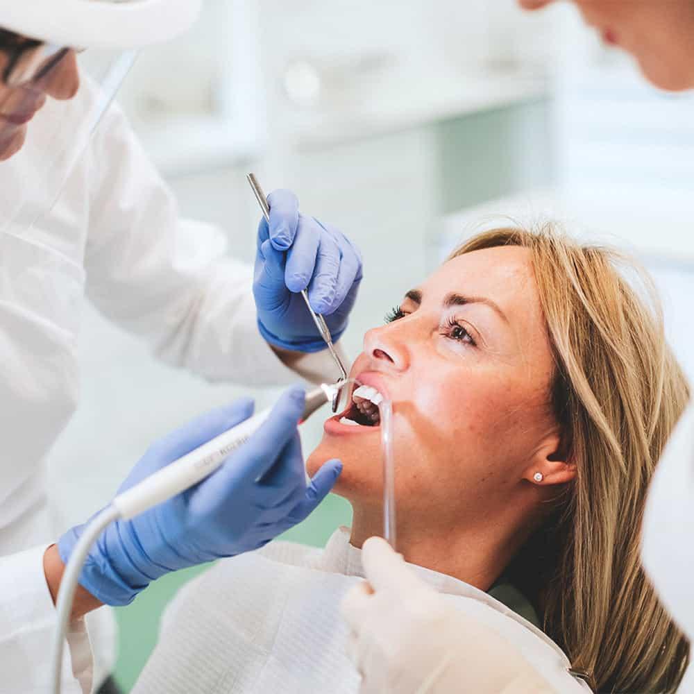 Fogpótlások fogorvosi kezelés