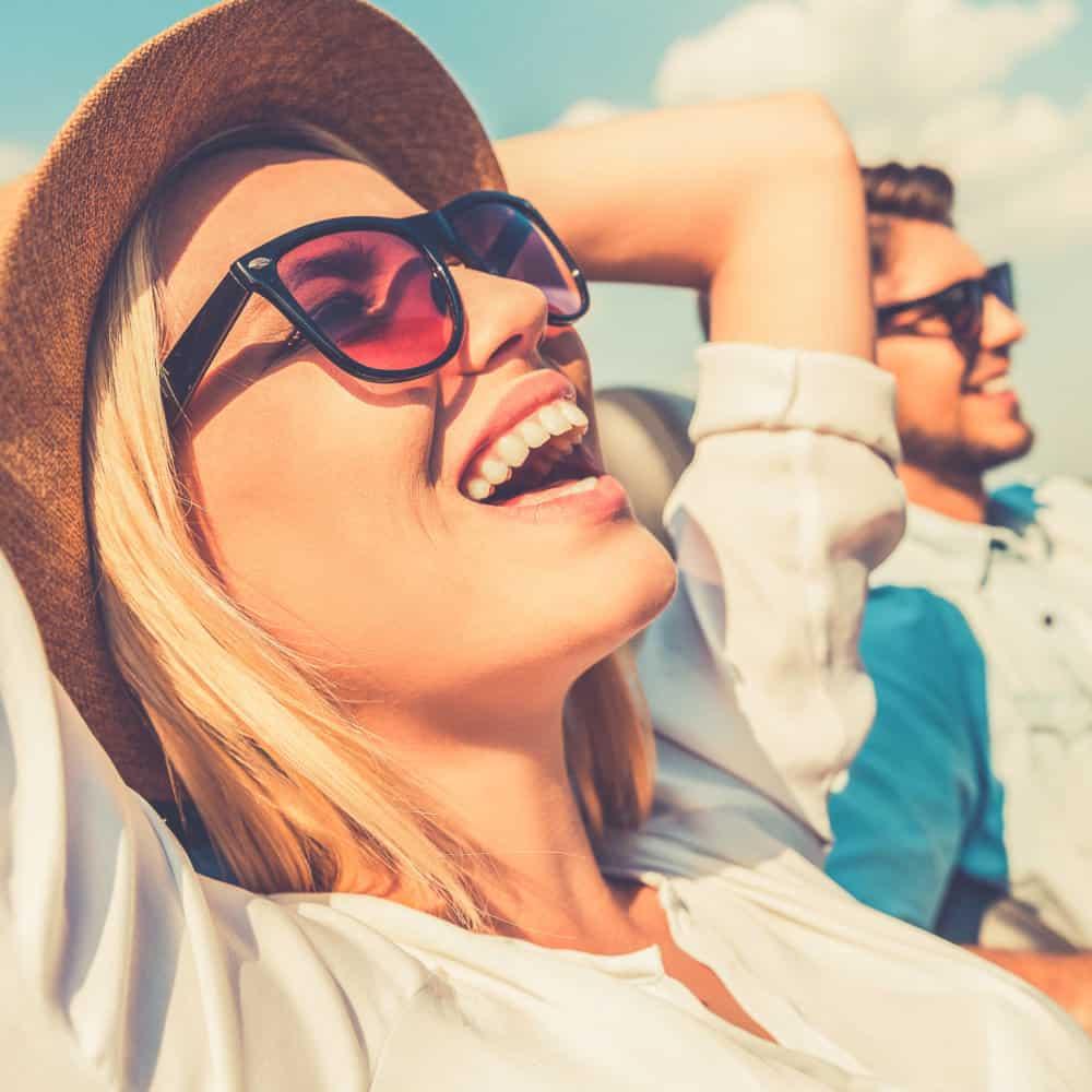 Kozmetikai fogfehérítés nyár